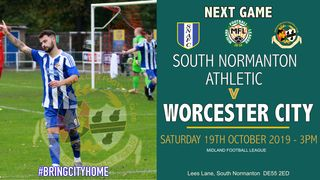 NEXT GAME - SOUTH NORMANTON ATHLETIC (AWAY)