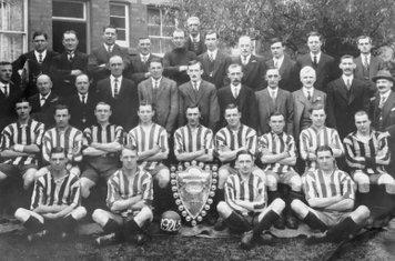 Worcester City Fc 1924-25