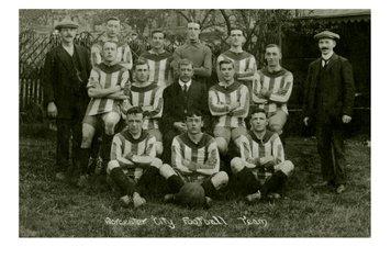 Worcester City FC 1913-14