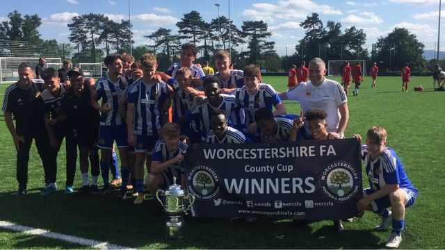 RESERVES IN WFA COUNTY CUP FINAL WIN
