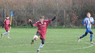 U.13s Away v Herne Bay FC