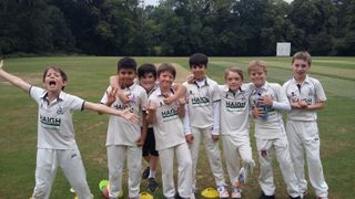 U10s through to County Finals AGAIN!