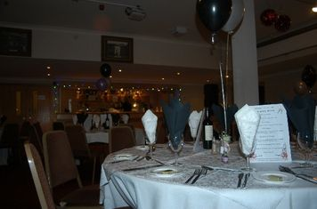 Hogmanay Dinner 2012