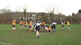 2nd XV vs Westliff.