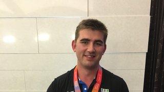 Ben Branfield Completes the London Marathon.