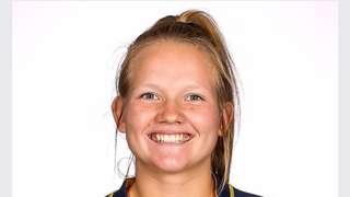 Original Junior makes Womens England U20's
