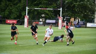 Carys bags two tries for England U20s