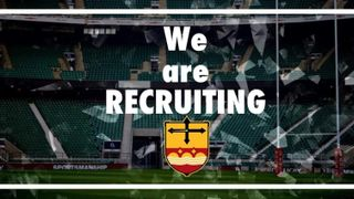 We are recruiting - Come and join our team