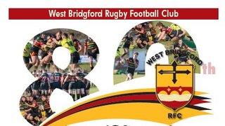 WBRFC - 80th Anniversary Ball