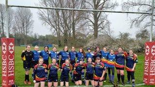 LERFC U15 Girls Secure Storming Win