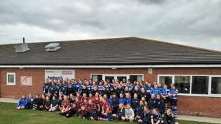 Girls End the Season in Style at Chesterfield