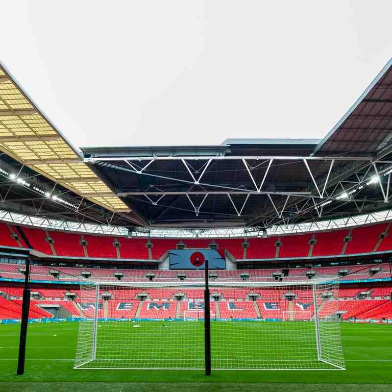 Match Gallery: v Consett AFC, Buildbase FA Vase Final, Wembley Stadium (By Richard Waugh)
