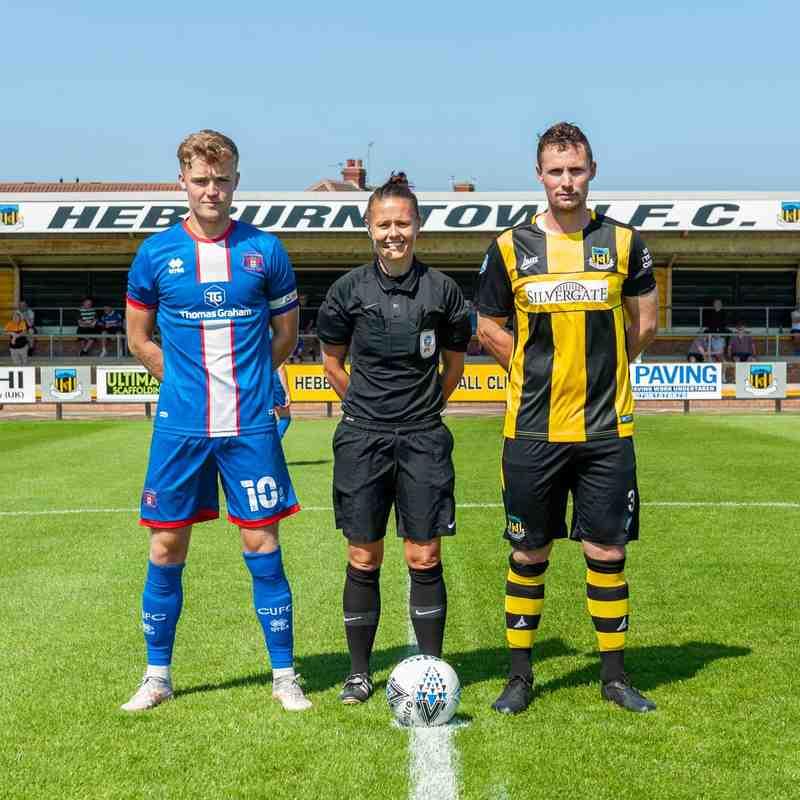 GALLERY | Hebburn Town 0-2 Carlisle United