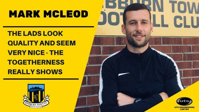 McLeod relishing a new challenge upon Hebburn switch