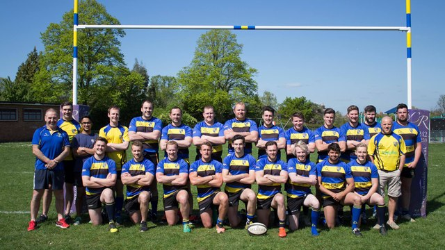 Cheltenham Saracens RFC Charity Sevens Tournament 2017