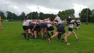2nd XV Down Northwich