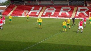 Worcestershire Senior Cup Final vs Kidderminster