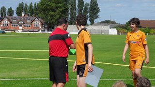 Sunflower Centre Summer Coaching Session 2012