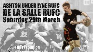 Ashton Under Lyne RUFC v De La Salle RUFC