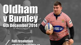 Oldham 3rd XV v Burney 2nd XV 2014/2015