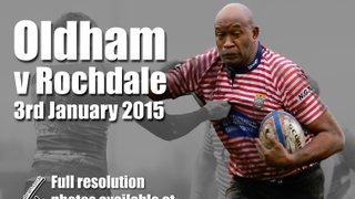 Oldham 3rd XV v Rochdale 3rd XV 2014/2015