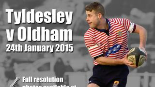 Tyldesley 2nd XV v Oldham 3rd XV 2014/2015