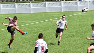 Preston Grasshoppers 2nd XV vs Oldham RUFC by Kerrie Massey