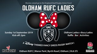A New Challenge for Oldham Ladies