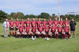 1st XV Squad for Home fixture (09/02/2013)
