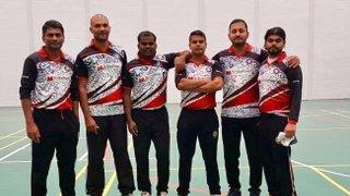 Season of Indoor Cricket'18-19