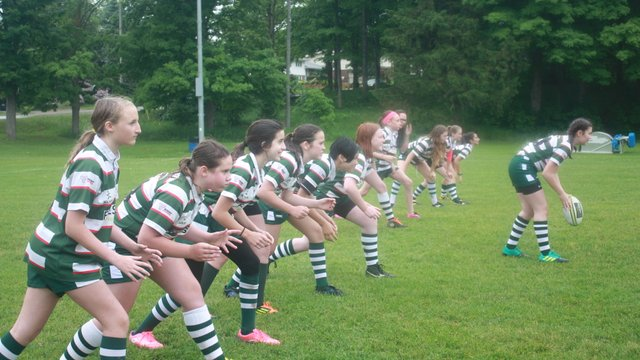 Under 13 Tackle - Girls