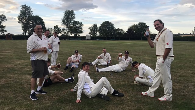 Willoughby CC v Crick Lions CC