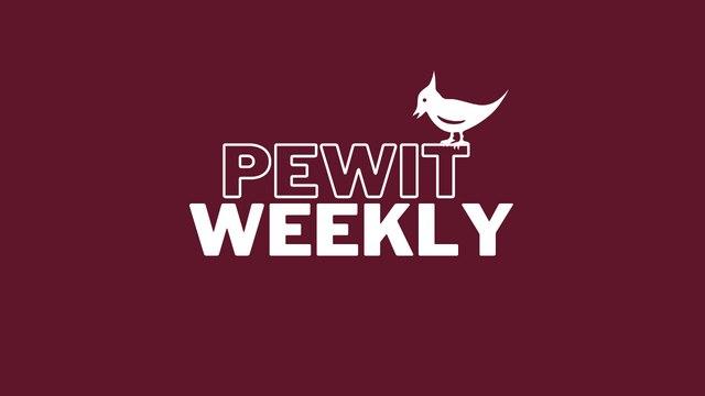 Pewit Weekly