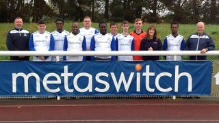 Enfield Town Disability Team Proudly Wear Their New Kit Thanks To Metaswitch