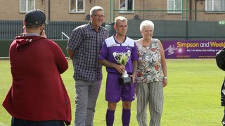 Dale Roberts Memorial Cup @ Rushden & Diamonds