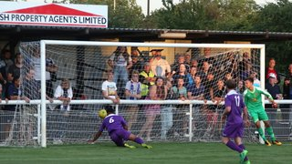 Enfield Town 6-1 Oxford Utd