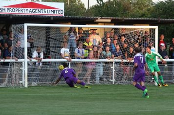 Rian Mclean scores Town's second