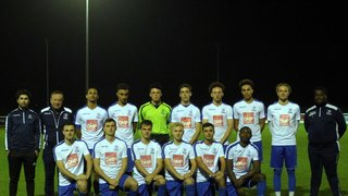Enfield Town U23 1 Haringey Borough U23 6