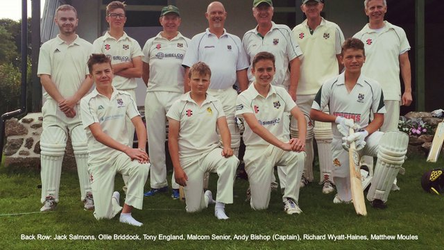 Bovey Tracey C.C. 3rd XI