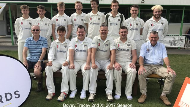 Bovey Tracey C.C. 2nd XI