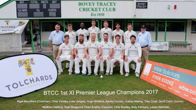 Bovey Tracey C.C 1st XI