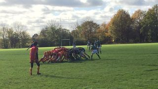SWRFC U14's put on a display...