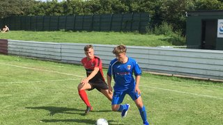 Shirebrook Claim First Point Of The Season