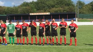 Shirebrook Pick Up First Win Of The Season