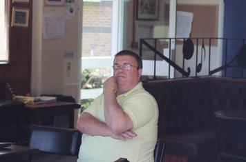 Steve Luffingham