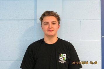 Ollie Armstrong (Academy Skipper)