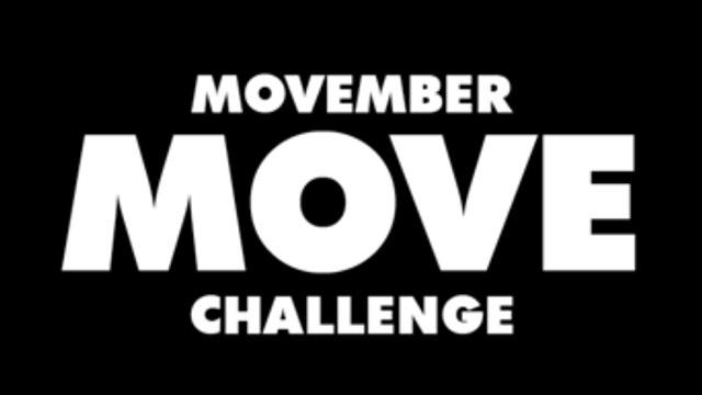 Movember Challenge!