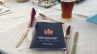 Annual dinner 2017