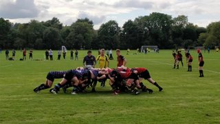 Rugby returns to Turney Road with a King's win