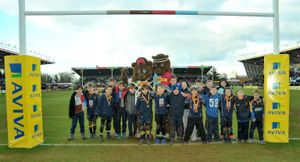 Quins & Teddington Minis